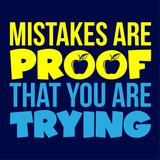 Elementary - Mistakes Are Proof Mousepad -  - 2