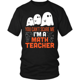 Math - Halloween GhostT-shirt - Keep It School - 6