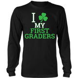 First Grade - Clover - District Long Sleeve / Black / S - 8