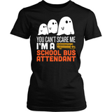 School Bus Attendant - Halloween Ghost -  - 5