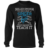 Chorus - Skilled Enough - District Long Sleeve / Black / S - 7