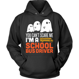 School Bus Driver - Halloween GhostT-shirt - Keep It School - 8