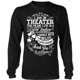 Theater - Crazy Fantasy - District Long Sleeve / Black / S - 6