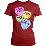 Preschool - Candy HeartsT-shirt - Keep It School - 14