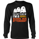 School Bus Attendant - Halloween Ghost -  - 7