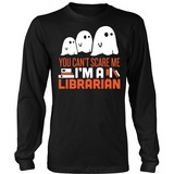 Librarian - Halloween GhostT-shirt - Keep It School - 7