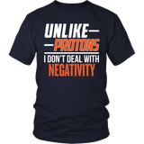 Science - Unlike Protons - District Unisex Shirt / Navy / S - 5