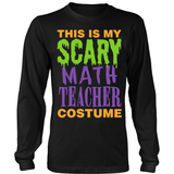 Math - Halloween Costume -  - 7
