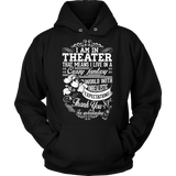 Theater - Crazy Fantasy - Hoodie / Black / S - 7