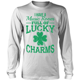 Music - Lucky Charms - District Long Sleeve / White / S - 5