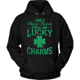Music - Lucky Charms - Hoodie / Black / S - 8
