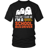 School Bus Driver - Halloween GhostT-shirt - Keep It School - 6