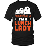 Lunch Lady - Halloween Ghost -  - 6