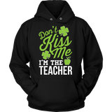 Teacher - Don't Kiss Me - Hoodie / Black / S - 7