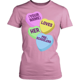 Preschool - Candy HeartsT-shirt - Keep It School - 11
