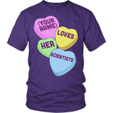 Science - Candy Hearts - Keep It School - 4