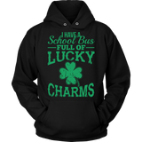 School Bus Driver - Lucky Charms - Hoodie / Black / S - 8