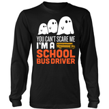 School Bus Driver - Halloween GhostT-shirt - Keep It School - 7