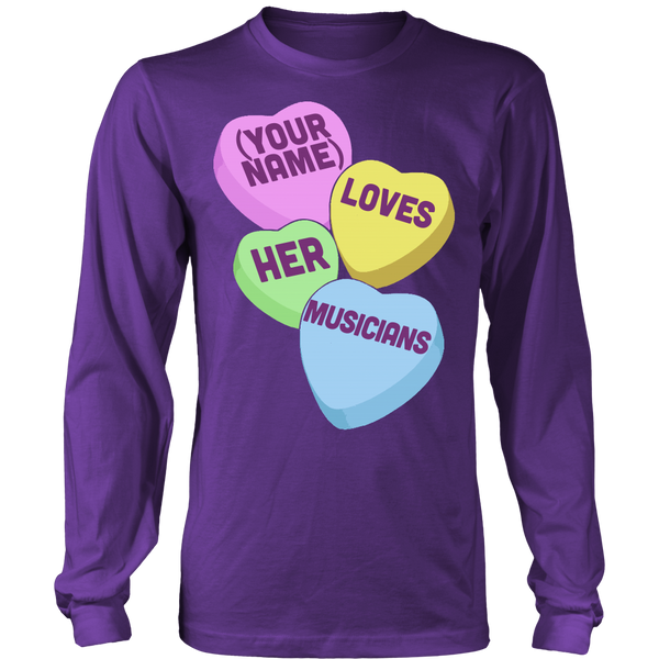 Music - Candy Hearts -  - 8