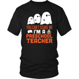 Preschool Teacher - Halloween Ghost -  - 6