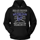 Orchestra - Skilled Enough - Hoodie / Black / S - 8
