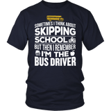 School Bus Driver - Skipping