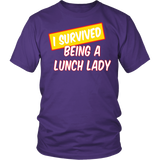 I Survived Being A Lunch Lady