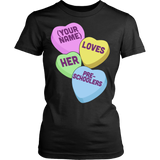 Preschool - Candy HeartsT-shirt - Keep It School - 9