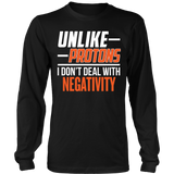 Science - Unlike Protons - District Long Sleeve / Black / S - 8