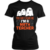 Math - Halloween GhostT-shirt - Keep It School - 5
