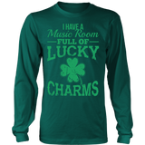 Music - Lucky Charms - District Long Sleeve / Dark Green / S - 6