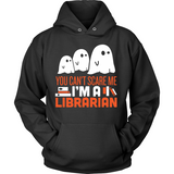 Librarian - Halloween GhostT-shirt - Keep It School - 8