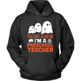 Preschool Teacher - Halloween Ghost -  - 8