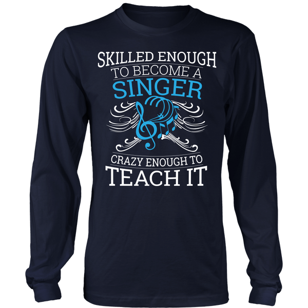 Chorus - Skilled Enough - District Long Sleeve / Navy / S - 1