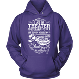 Theater - Crazy Fantasy - Hoodie / Purple / S - 8