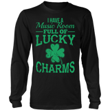 Music - Lucky Charms - District Long Sleeve / Black / S - 7