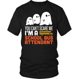 School Bus Attendant - Halloween Ghost -  - 6