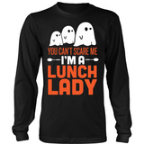 Lunch Lady - Halloween Ghost -  - 7