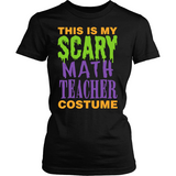 Math - Halloween Costume -  - 5