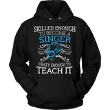 Chorus - Skilled Enough - Hoodie / Black / S - 8