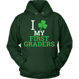 First Grade - Clover - Hoodie / Dark Green / S - 10