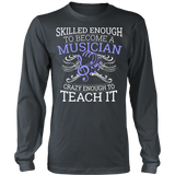 Orchestra - Skilled Enough - District Long Sleeve / Charcoal / S - 7