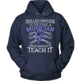 Orchestra - Skilled Enough - Hoodie / Navy / S - 9