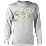 SAT Boot Camp - District Long Sleeve / White / S - 5