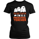 Preschool Teacher - Halloween Ghost -  - 5