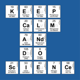 Science - Keep Calm -  - 13