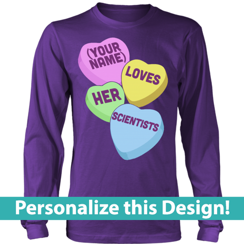 Science - Candy Hearts - Keep It School - 1