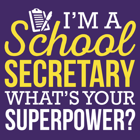 Secretary - Superpower -  - 14