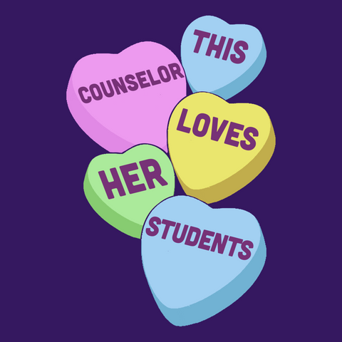 Counselor - Candy Hearts -  - 14