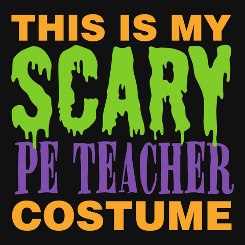 Phys Ed - Halloween Costume -  - 9
